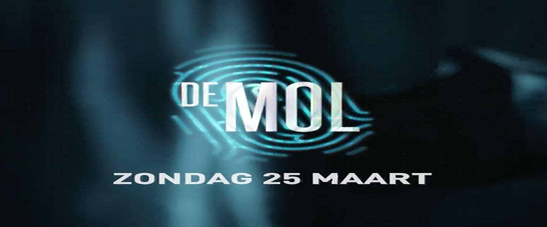 Nieuw seizoen van De Mol begint op 25 maart