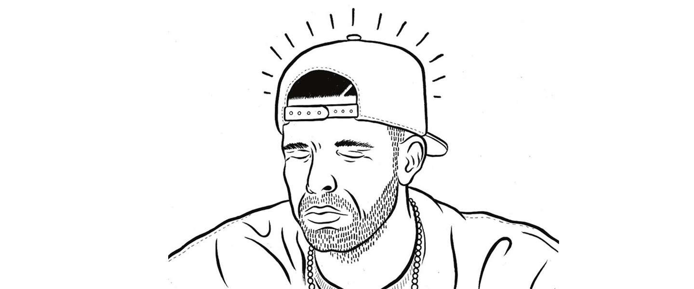 Een kleurboek van Drake… Eindelijk.