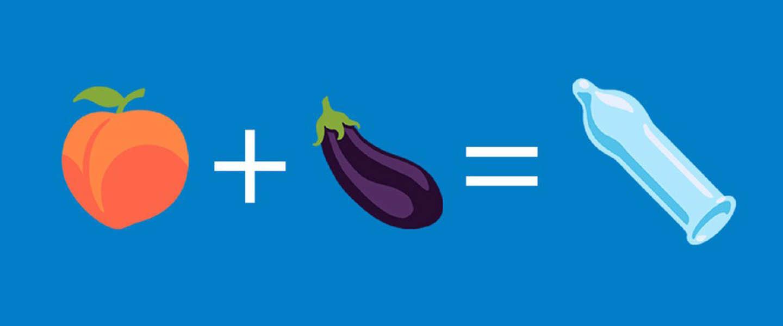 Durex pleit voor condoom emoji