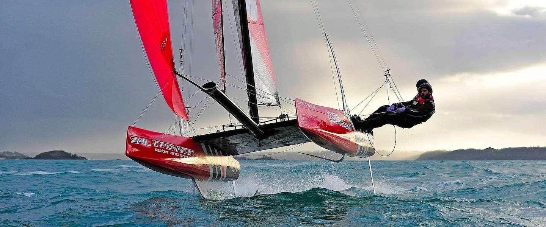 's Werelds eerste vliegende boot