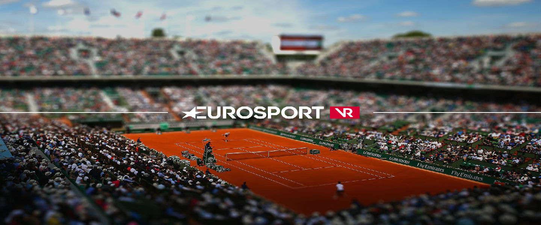Eurosport lanceert VR app