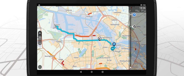 Nieuwe TomTom Go Mobile app voor Android is gratis