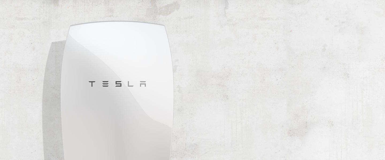 Tesla lanceert de Powerwall batterij voor in huis
