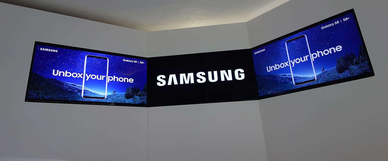 Dit zijn de Samsung Galaxy S8 en S8+