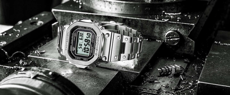4x toffe horloges voor iedere man