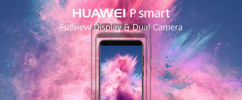 Review Huawei P Smart: knappe budget phone