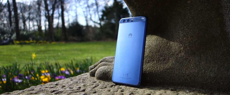 Review: Huawei P10 - een pareltje voor het oog
