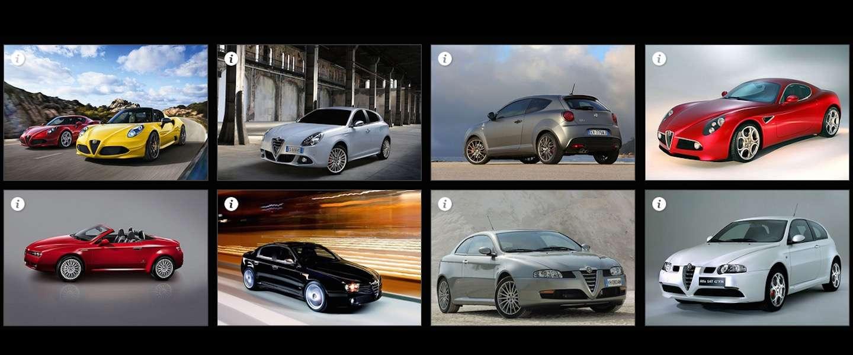 Nederland kiest meest iconische Alfa Romeo aller tijden #iconicalfaromeo