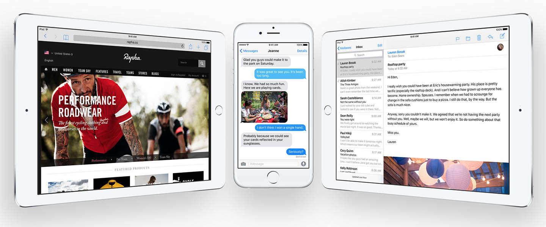 Alles wat je moet weten over iOS 9 [Infographic]