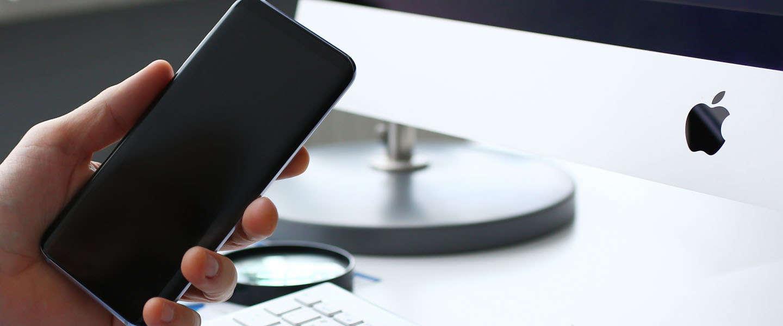 Zorg voor een professionele indruk met het nieuwste model telefoon of de nieuwste laptop