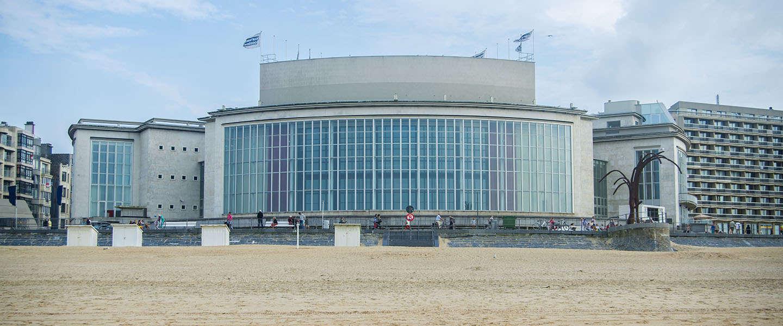 Deze zomer surf je in Oostende ook op het strand