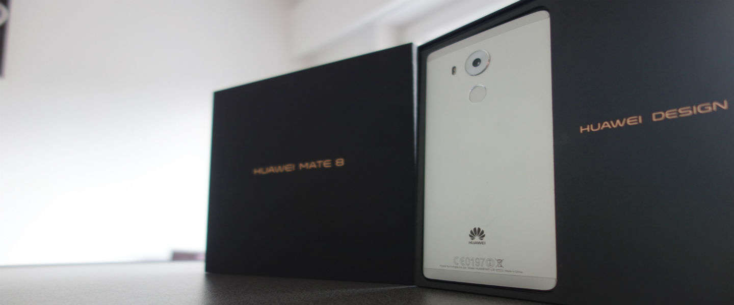 Review: Huawei Mate 8