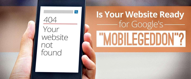 Mobile first: de nieuwe regels van Google
