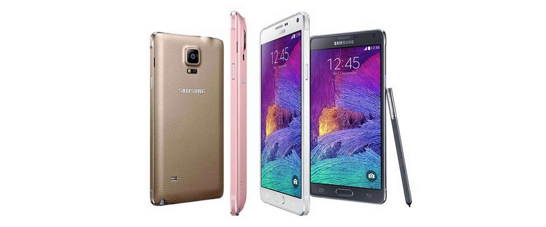 4 tips om met je Samsung Galaxy Note 4 de Galaxy S6 bij te houden