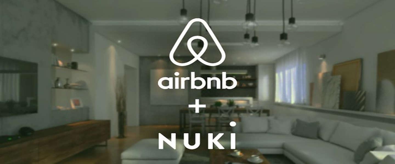 Open de deur van je Airbnb met je smartphone