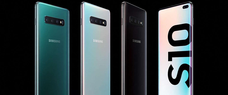 De beste functies van de Samsung Galaxy S10