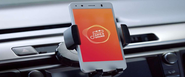 Toyota wil met app jongeren veiliger doen rijden