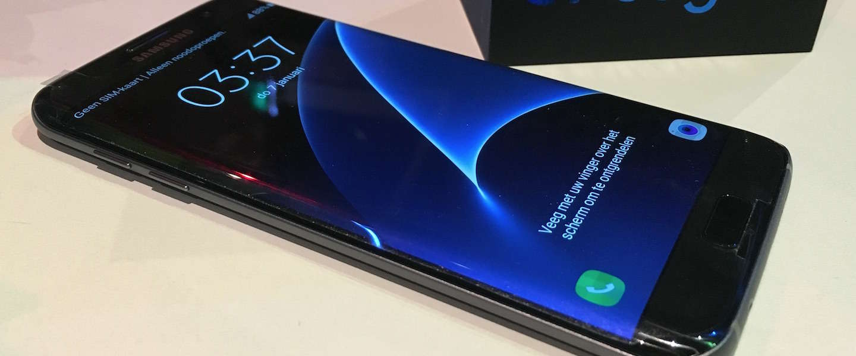 Dit is de nieuwe Samsung Galaxy S7