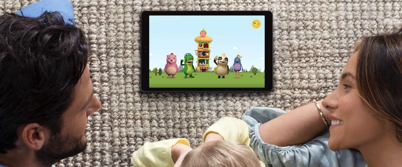 Samsung lanceert Galaxy Tab A, tablet voor het hele gezin