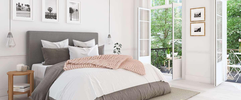 Sfeervolle slaapkamer inrichten: 4 tips