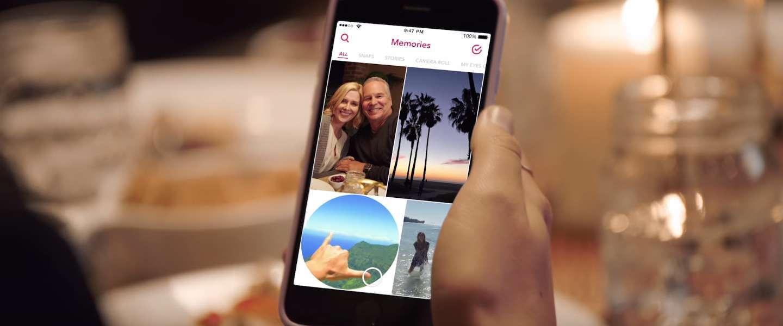 Snapchat is niet meer Snapchat