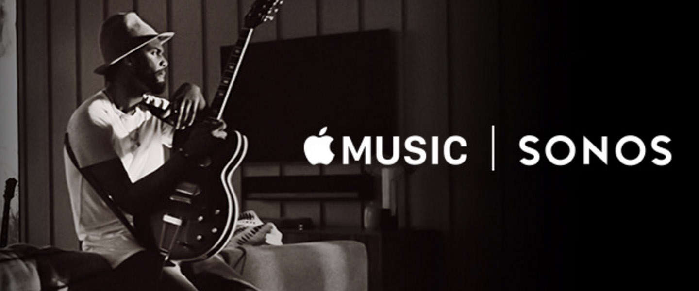 Apple Music vanaf 15 december op Sonos