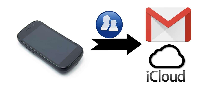 Tip: Verplaats contacten van je telefoon naar de cloud