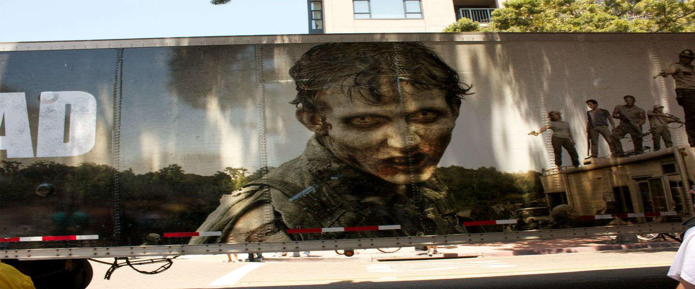 Premiere van episode 9 van The Walking Dead seizoen 6
