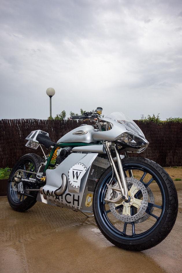 Circuit Harley Davidson