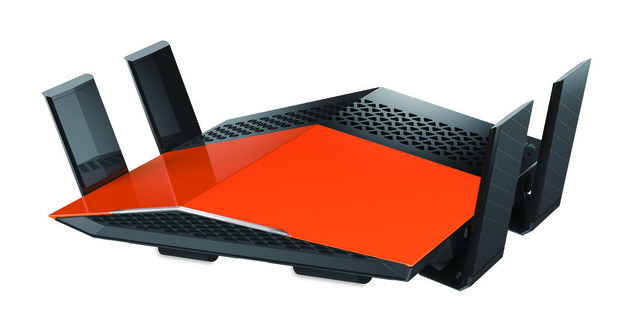 D-Link - EXO Router