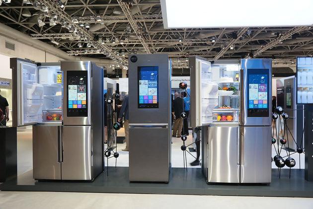 Family Hub koelkast