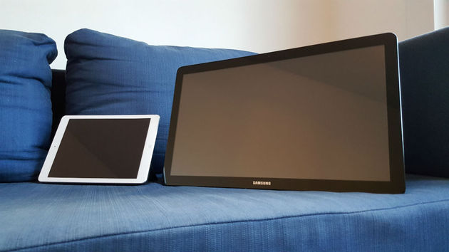 GalaxyView-iPad
