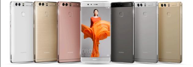 Huawei P9 Looks
