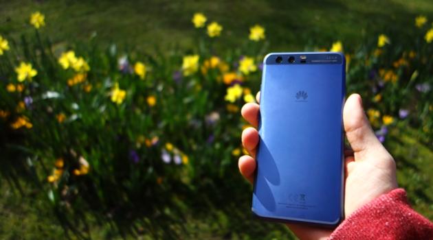 HuaweiP10 - Back
