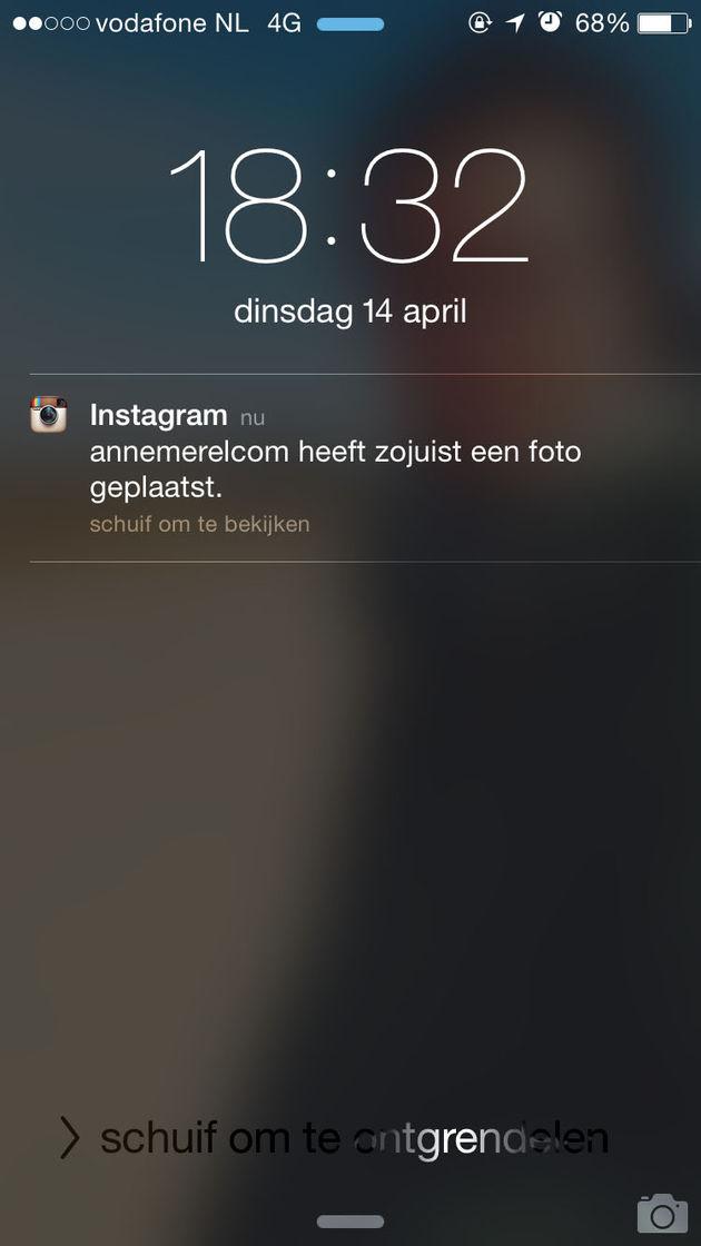 instagram-melding