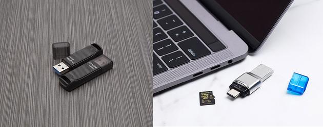 Kingston USB-microSD