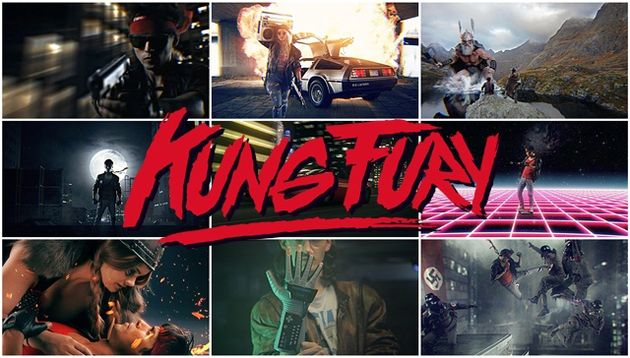 kung fury important