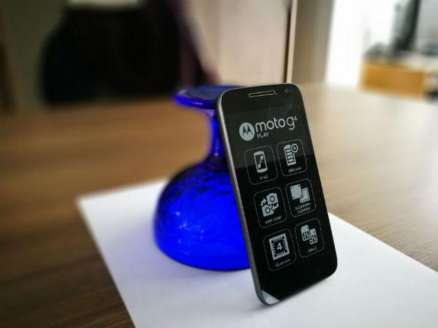 Moto G4 Play 2