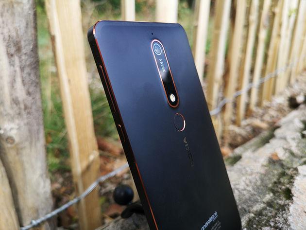 Nokia 6.1-4