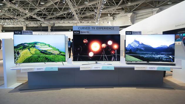 S-UHD TVs