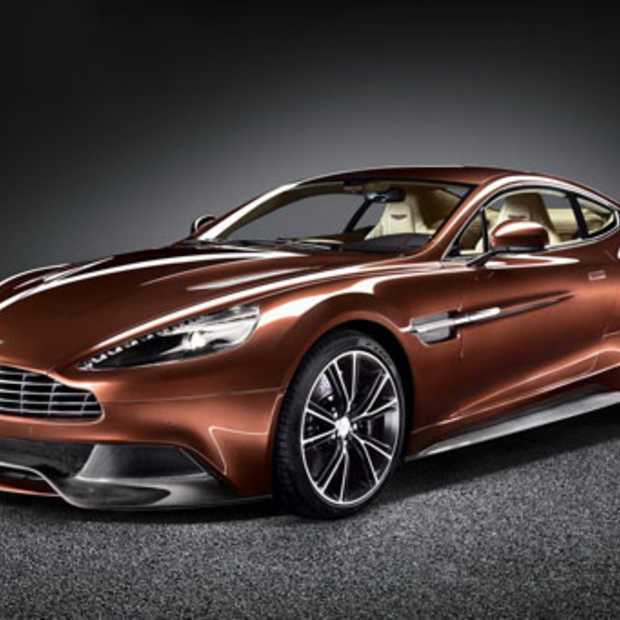 2014 Aston Martin Vanquish: Power, Beauty and Soul