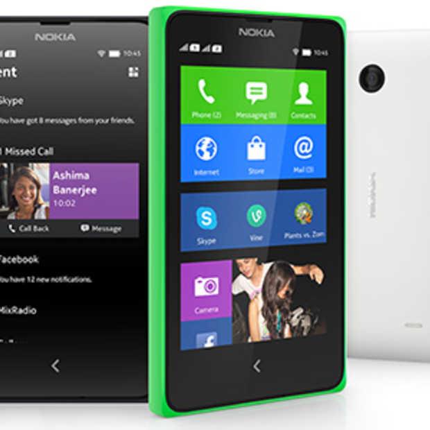 5 nieuwe Android smartphones om naar uit te kijken
