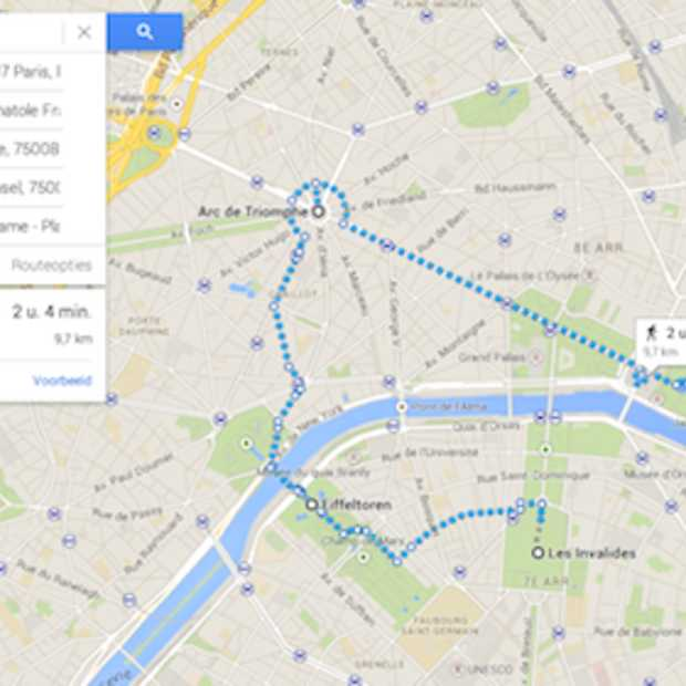 6 Google Maps features die je nog niet kende