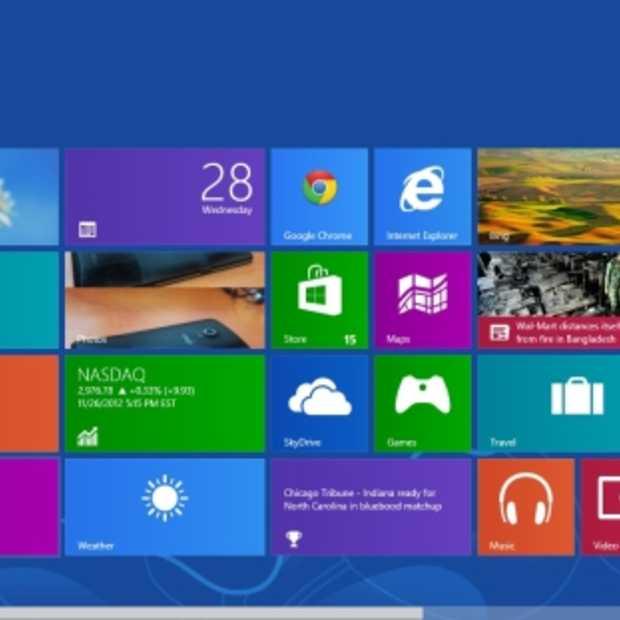6 maanden na Windows 8: 100 miljoen verkochte lincenties en 250 gedownloade apps