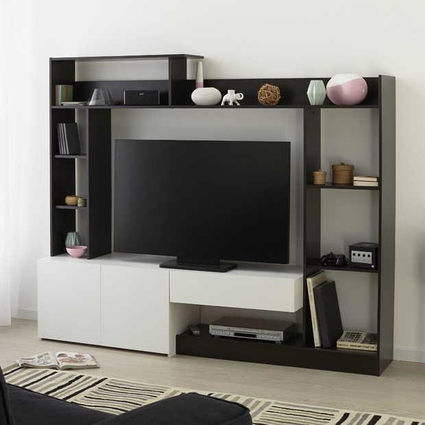 Multifunctionele tv-meubels voor bij de beste televisie