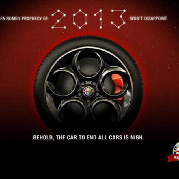 Alfa Romeo bekent eindelijk kleur