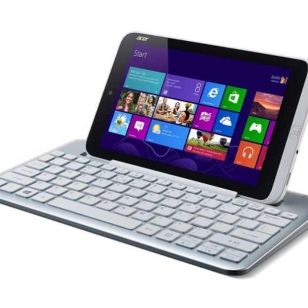 Allereerste kleine Windows tablet Acer Iconia W3 beschikbaar in juni