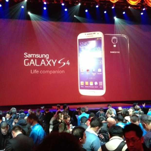 Alles over de nieuwe Samsung Galaxy S4