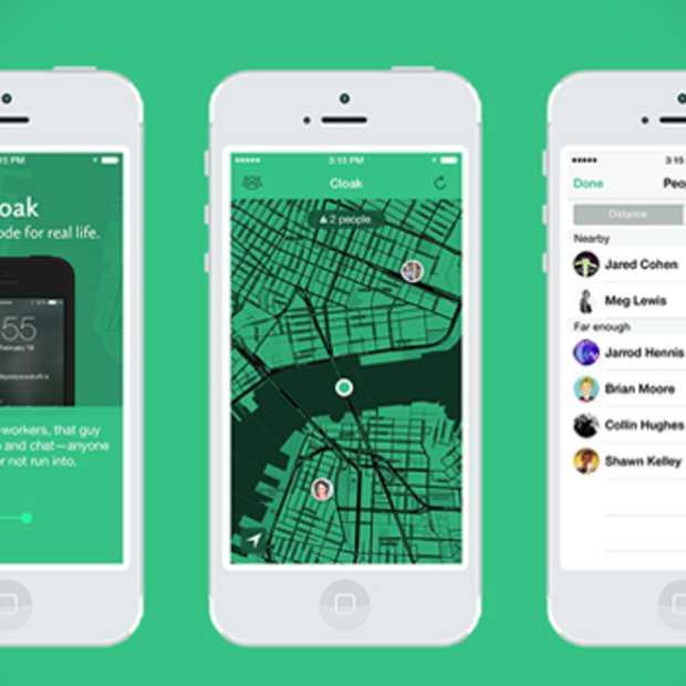 Antisocial Network App: Cloak