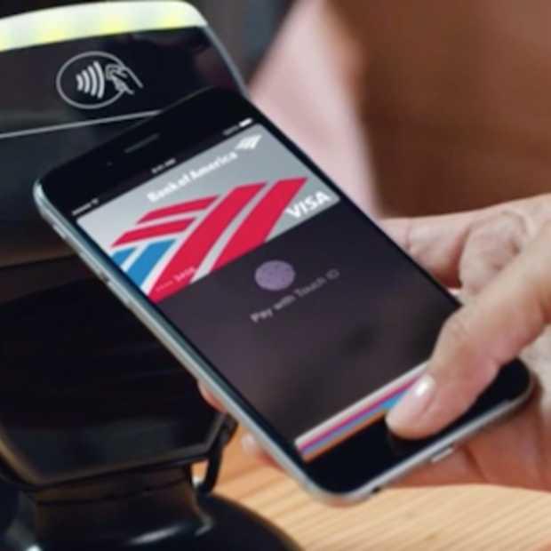 Apple houdt NFC exclusief voor Apple Pay